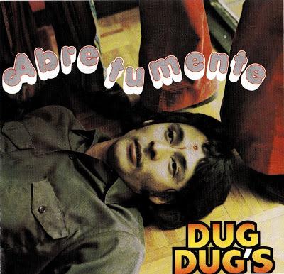 Dug Dug's - Abre tu Mente - 1985 - Front