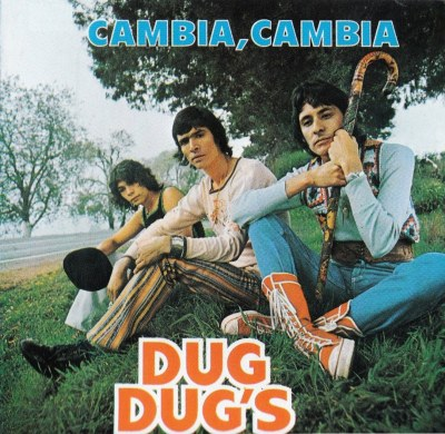 Dug Dug's - Cambia, Cambia - 1974 - Front